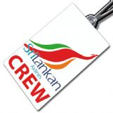 Sri Lankan Airlines Crew Tag